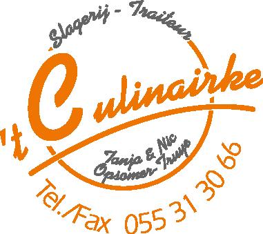 Logo 't Culinairke